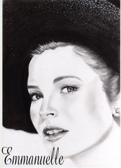 Grace Kelly por manue